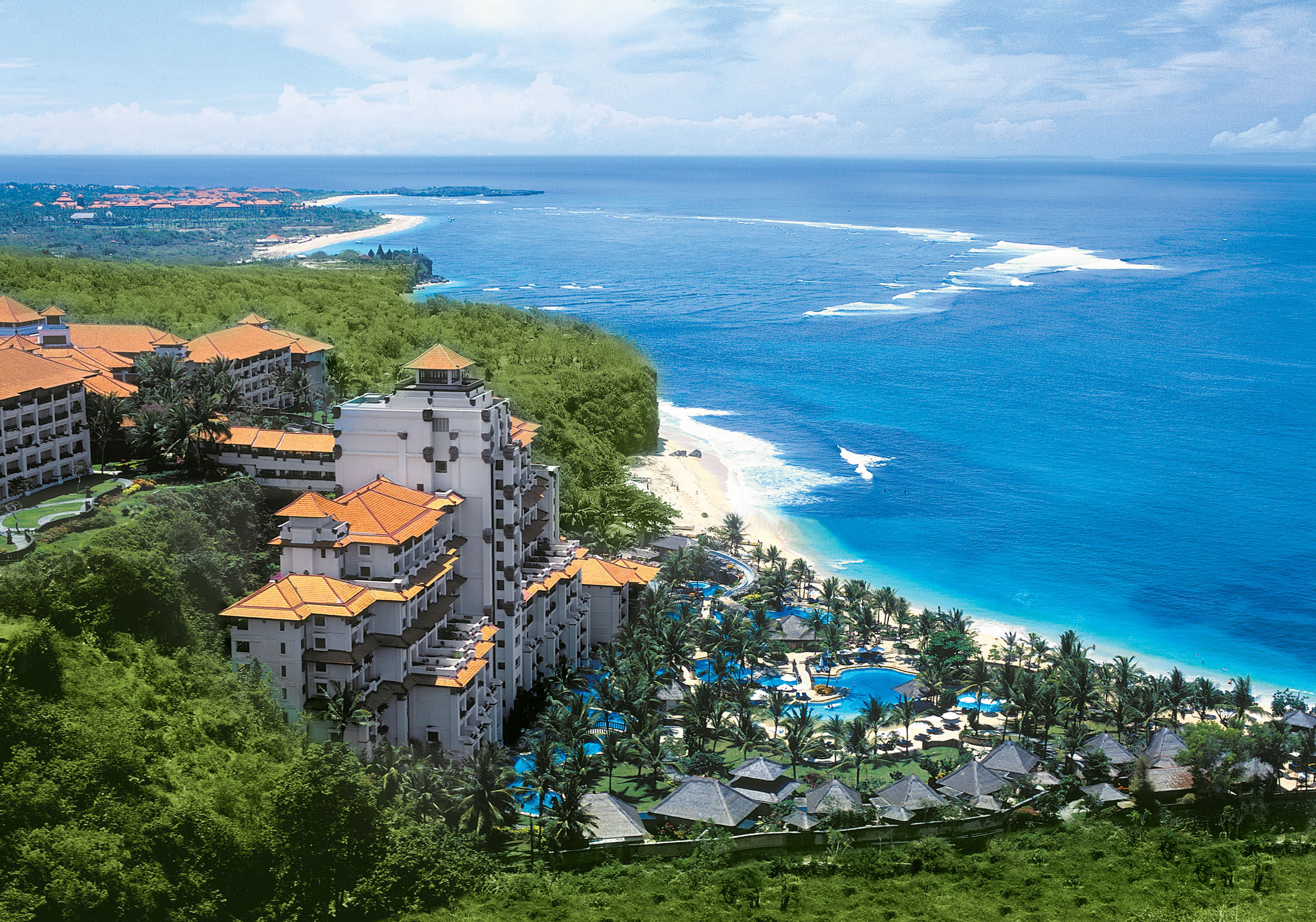 Los hoteles de Bali prometen una estadía confortable