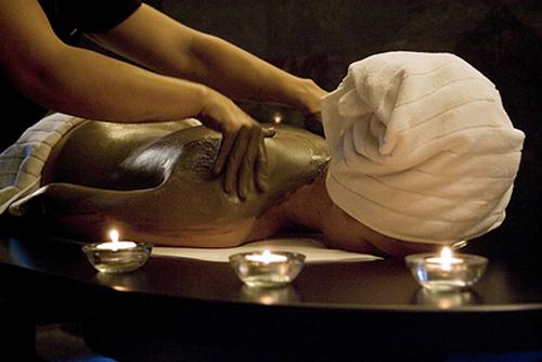 Los tratamientos de Spas de lujo