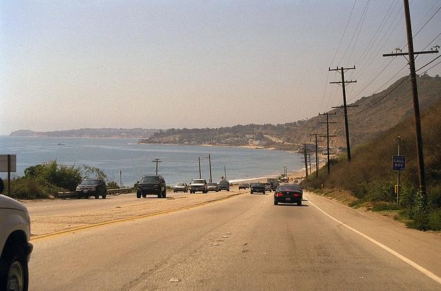 Visite las playas de Malibu– Parte 1
