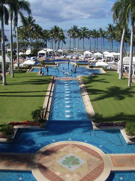 Resorts y hoteles de lujo en Maui, Hawai– Parte 2
