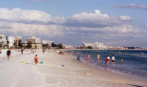 Las Mejores Vacaciones de Playa en la Florida