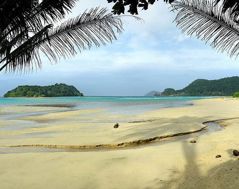 Playas Secretas de Phuket