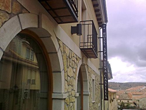 Alojamiento y Spa en Sigüenza