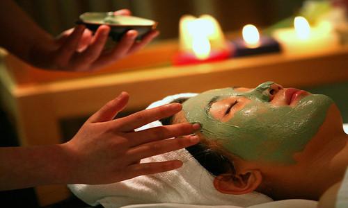 Tratamientos faciales y masajes