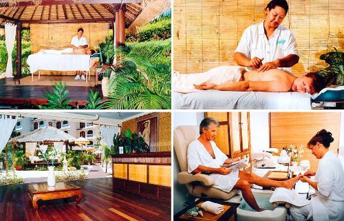 Centros de spa en Aruba