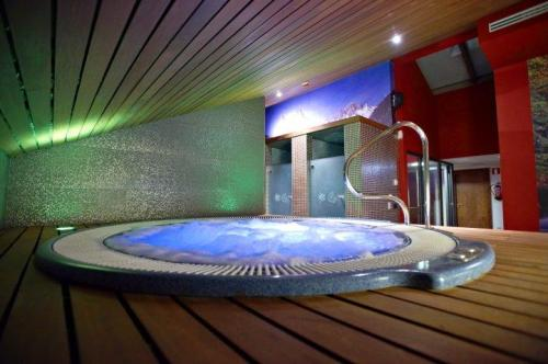 Hoteles con spa en Huesca