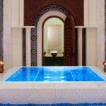Cuerpo limpio y relajado con un tratamiento Hammam