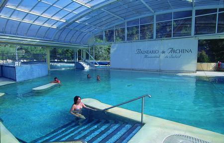 Balneario de archena balnearios spa - Banos termales madrid ...