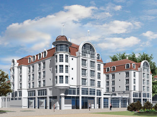 Balneario Sopot. Polonia. Belleza del siglo XIX