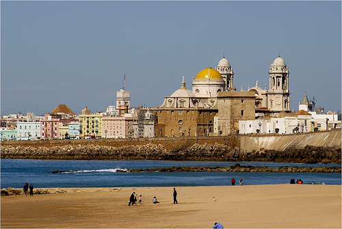 Centros Spa y Balnearios en Cádiz