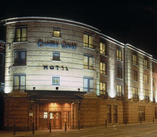 Hoteles con spa en la ciudad de Dublín