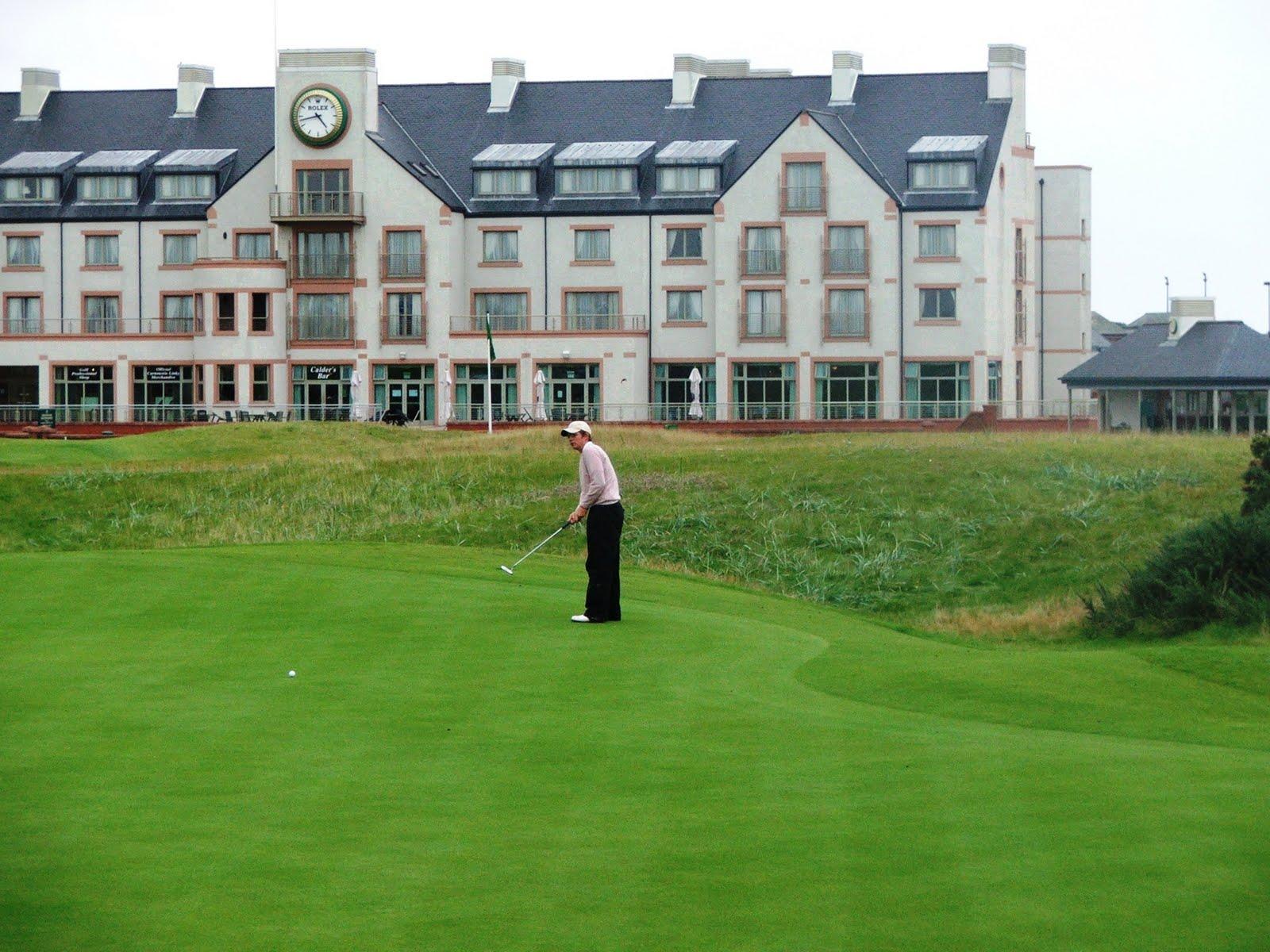 Hoteles con campo de golf y Spa