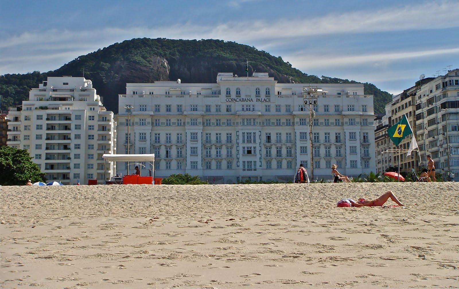 Los más lujosos resorts de playa del mundo