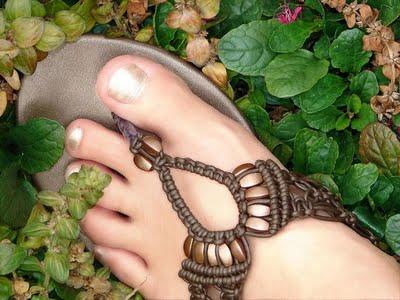 Cómo hacer un tratamiento de Spa de chocolate para los pies