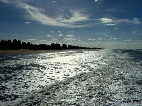 De escapadas por los balnearios de Pinamar. Provincia de Buenos Aires. Argentina