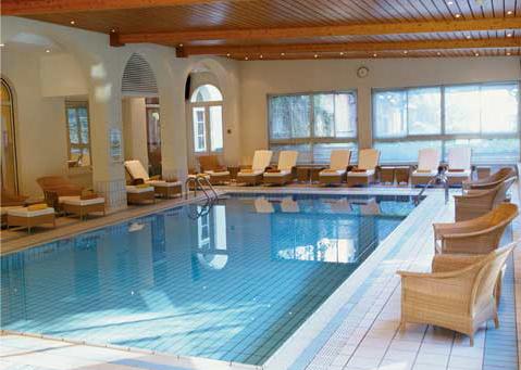 hoteles con spas en andalucia: