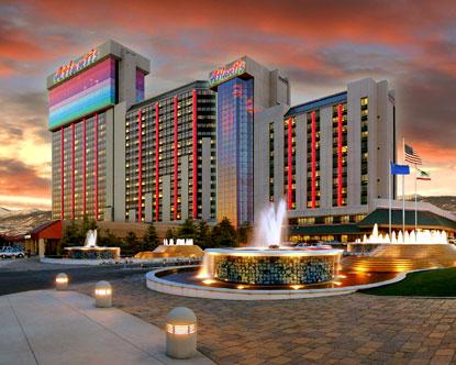 Conoce un hotel único, el Hotel Atlantis Resort & Spa. En Reno, Nevada.