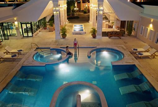 El Mayan retro Spa de Cancún en el JW Marriot CasaMagna