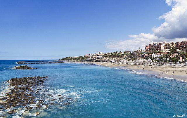 Dos de las mejores playas de Tenerife