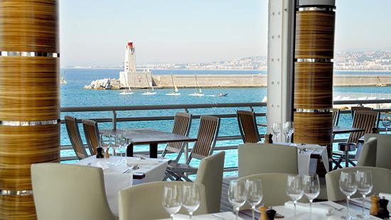 El Mejor Restaurante Económico de Niza: Christians' L'Univers Plumail