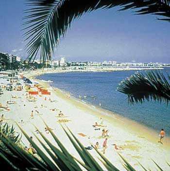 Las mejores playas de la Costa Azul francesa