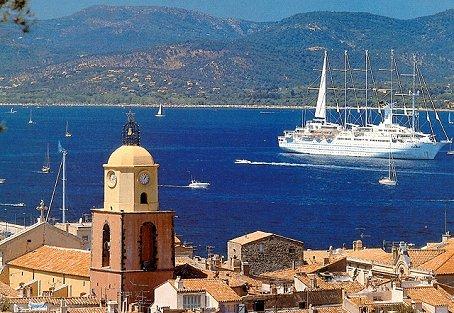 Las mejores playas nudistas de Saint Tropez