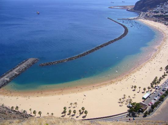 Las playas de Tenerife, las más limpias de Europa