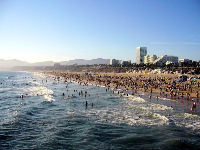 Los mejores balnearios de la zona de Los Ángeles