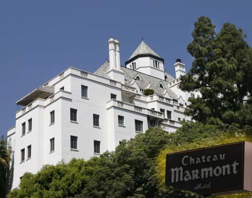 Los mejores hoteles de Hollywood