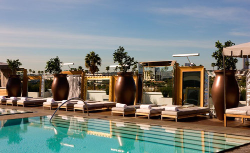 Los mejores hoteles en Beverly Hills