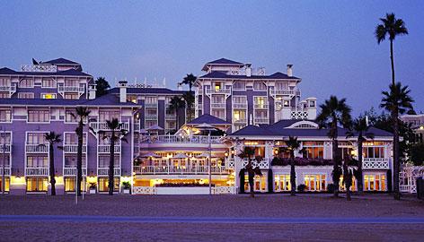 Dos Opciones de Hoteles en Santa Mónica, Los Ángeles