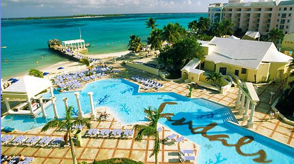 Sandals Royal Bahamian Spa Resort: el mejor hotel & spa de las Bahamas