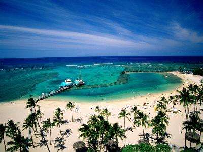 Las dos mejores playas de estados unidos