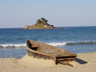 El balneario más severo del mundo, Wonsan, en Corea del Norte