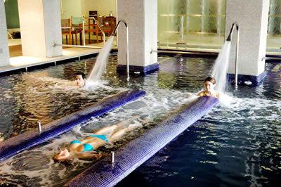 Tratamientos de Spa de agua