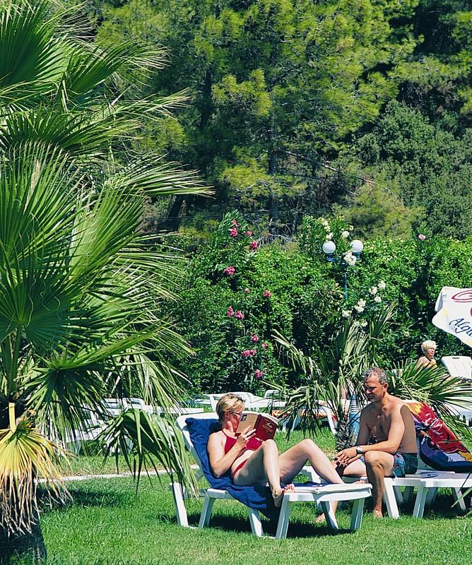 Hoteles spa cerca de la naturaleza