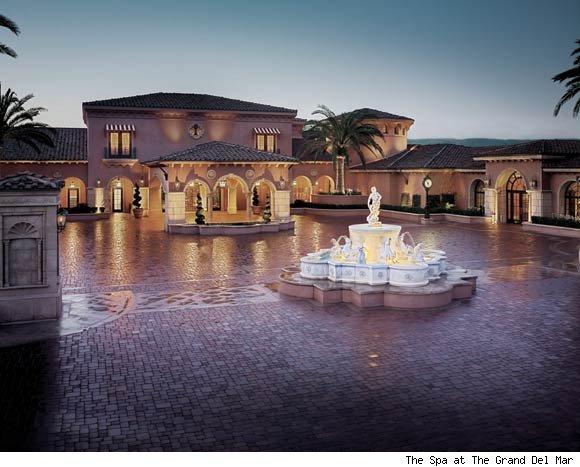 Dos Hoteles con Spa para visitar en la costa este de Estados Unidos