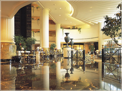 El Spa del Hotel Ritz Carlton de Bahrein