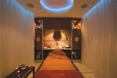 Nuevo spa de lujo en Dubai. Especial para hombres viajeros