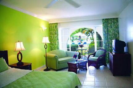 Hotel Turtle Beach Club Vs. Almond Beach y Examen del Spa